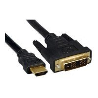 Кабель HDMI to DVI-D Single Link A-M/DVI (18+1)-M с фильтрами, 5,0 м. (K-152)